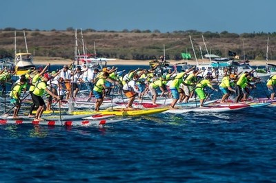 Race Day Approaches for 20th Anniversary Molokai-2-Oahu Paddleboard World Championships