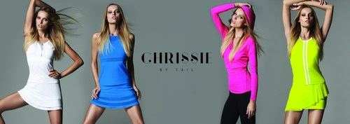 Legendary tennis star Chris Evert and Tail Activewear have collaborated on a new line of women's tennis and  ...