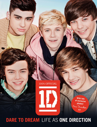 International Pop Sensation One Direction Sign Multi-book Deal With HarperCollins.  (PRNewsFoto/HarperCollins Publishers)