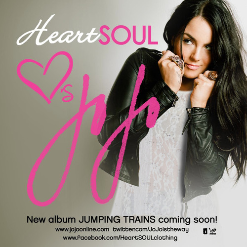 HeartSOUL Collaborates With JOJO for the Ultimate Mix of Music & Fashion to Launch HeartSOUL's