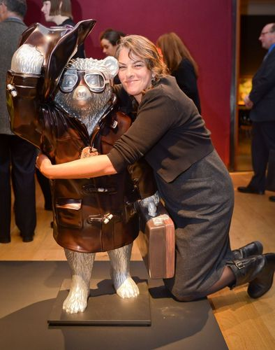 ROLLS-ROYCE PADDINGTON SNAPPED-UP BY TRACEY EMIN IN AID OF THE NSPCC (PRNewsFoto/Rolls-Royce Motor Cars)