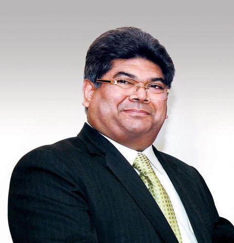 Mr. Dilip Rahulan, Executive Chairman, Pacific Controls (PRNewsFoto/Pacific Control Systems)