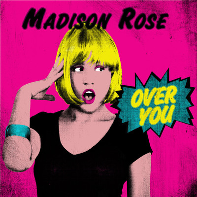 Madison Rose pop art cover.  (PRNewsFoto/Madison Rose)