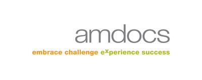 Amdocs Logo.  (PRNewsFoto/Amdocs)