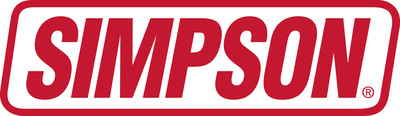 Simpson Performance Products logo.  (PRNewsFoto/Simpson Performance Products)