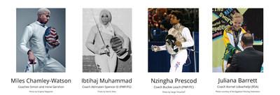 Fencers Club Rio Bound Olympians