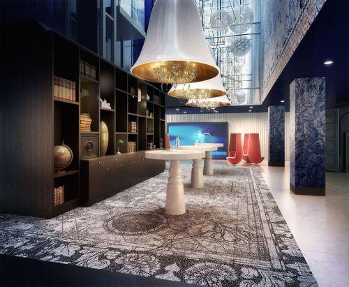 First Hyatt Hotel in the Netherlands Presents Video Art