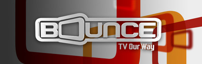 Bounce TV logo.  (PRNewsFoto/Bounce TV)