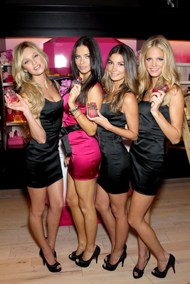 """VICTORIA'S SECRET LIVE! Spring 2013"" Tuesday, April 16th on VS All Access.  (PRNewsFoto/Victoria's Secret)"
