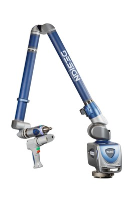 The FARO Design ScanArm is portable 3D scanning solution tailored for 3D modeling, reverse engineering, and CAD-based design applications across the product lifecycle management (PLM) process.