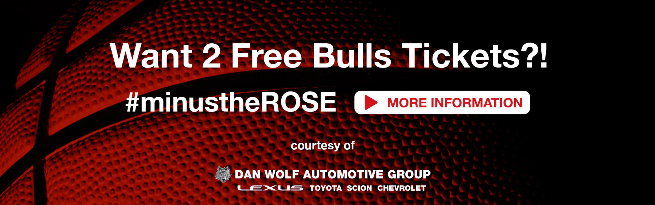 Toyota of Naperville offers free Bulls tickets