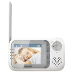 Leveraging its Extensive Experience in Wireless Communication for the Home, Leading Electronics Manufacturer VTech Introduces Stylish Video and Audio Baby Monitors.  (PRNewsFoto/VTech Communications, Inc.)