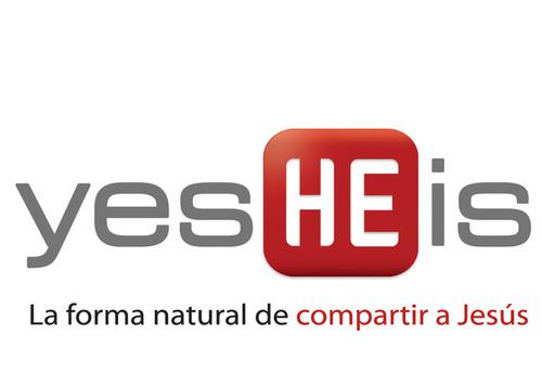 yesHeis Logo.  (PRNewsFoto/Christian Vision)