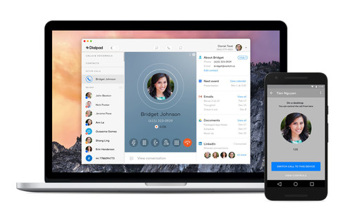 Dialpad is communications for the modern workplace.