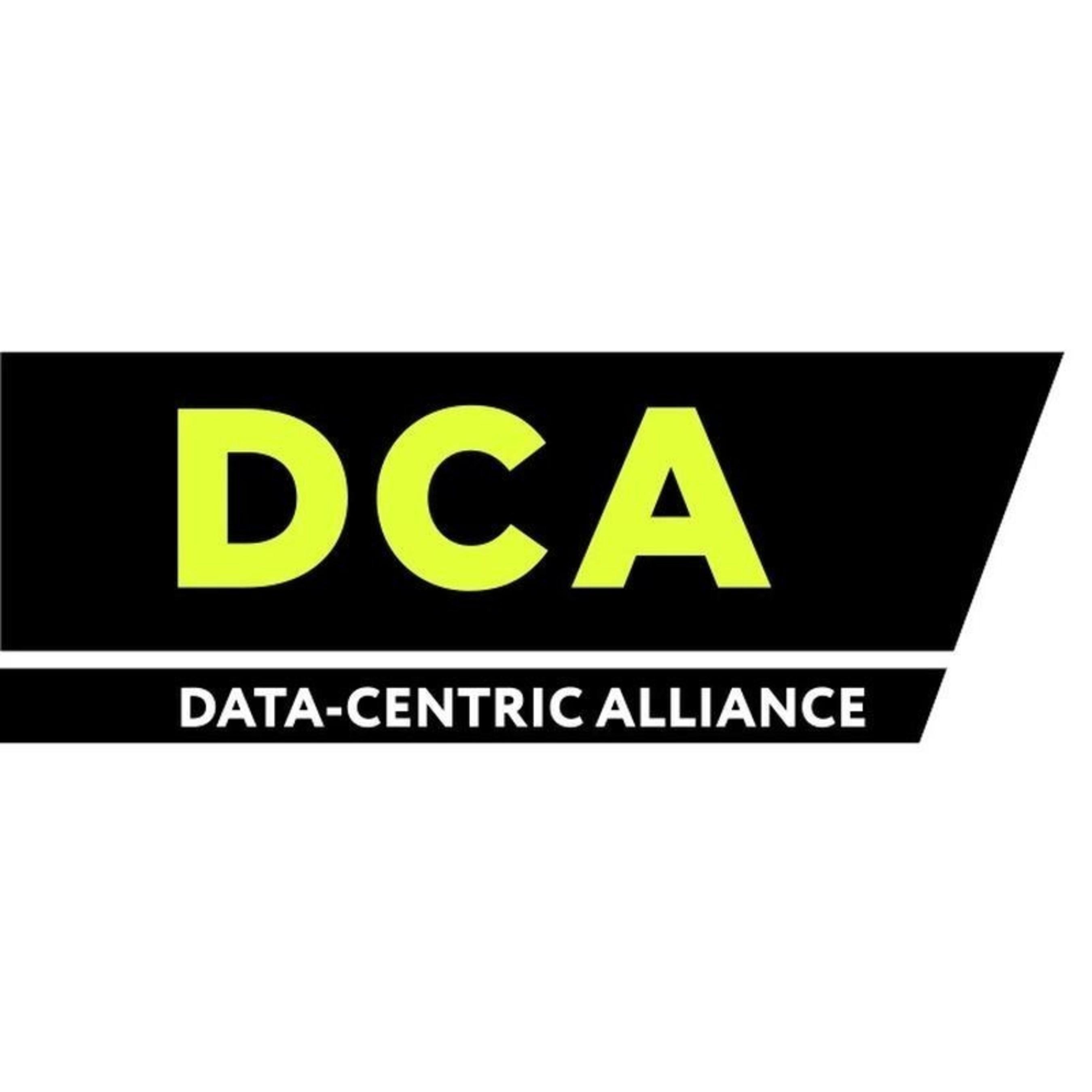 DCA Logo (PRNewsFoto/DCA (Data-Centric Alliance))