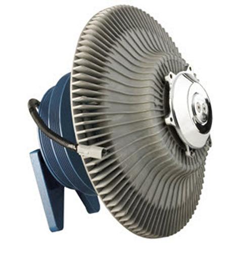 BorgWarner Cool Logic® Fan Drives Now Standard on MACK® Granite®, Titan® and Pinnacle™ Model