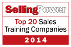 Richardson Named to Selling Power Magazine's 2014 Top Sales Training Companies List (PRNewsFoto/Richardson)