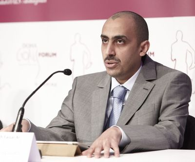 Sheikh Faisal Al Thani, Executive Director of Doha GOALS