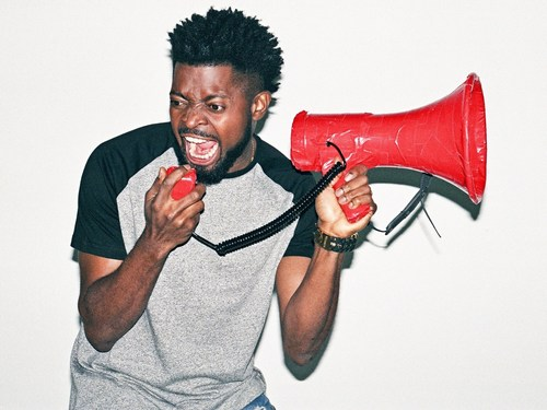 """Basketmouth is the creative force behind the """"speak freely"""" films, which highlights both Rebtels and Basketmouths roles as enablers of seeking freely and will premiere at basketmouth.tv and Rebtel.com (PRNewsFoto/Rebtel)"""