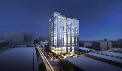 The 366-room hotel will be the 24th White Lodging managed hotel in the Austin area.  (PRNewsFoto/White Lodging ...