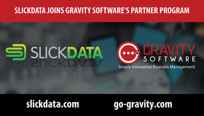 New Partnership Allows Slickdata to Implement Gravity's Robust Accounting Solution