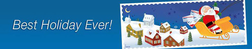 U.S. Postal Service Cures Holiday Headaches with Free Priority Mail Flat Rate Boxes