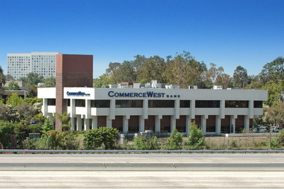 CommerceWest Bank Corporate Headquarters