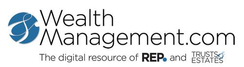 WealthManagement.com Logo.  (PRNewsFoto/Penton Media Inc.)