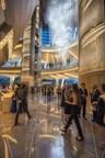 Official shot of Dubai Opera's first performance - Placido Domingo (interior) (PRNewsFoto/Dubai Opera)