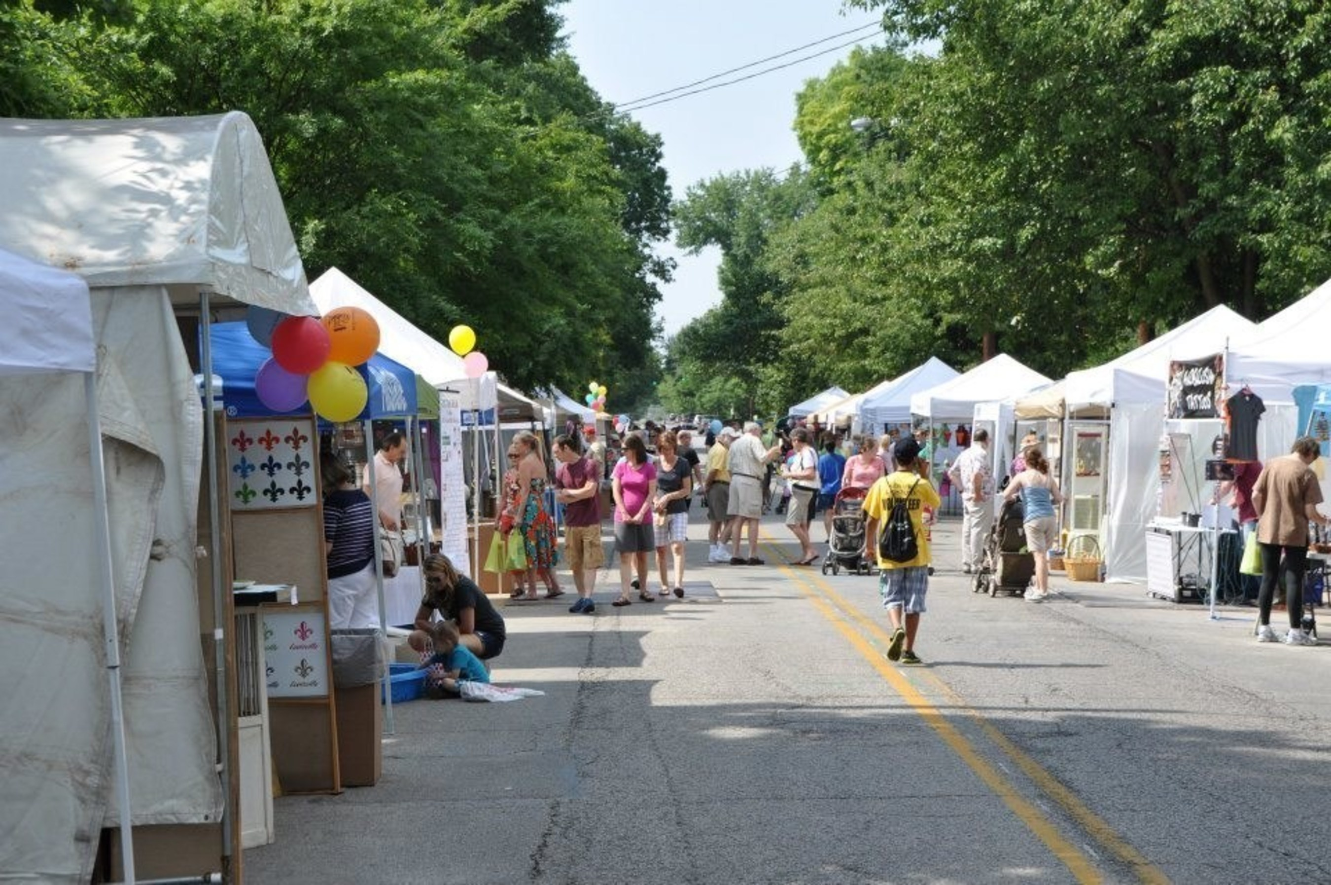 Old Louisville Springfest Again Set To Delight Shoppers And Tastebuds On May 15th And 16th