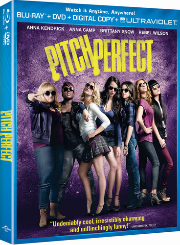 From Universal Studios Home Entertainment: Pitch Perfect