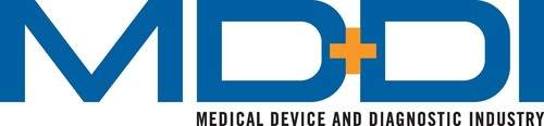 Medical Device & Diagnostic Industry (MD DI). (PRNewsFoto/UBM Canon) (PRNewsFoto/UBM Canon)