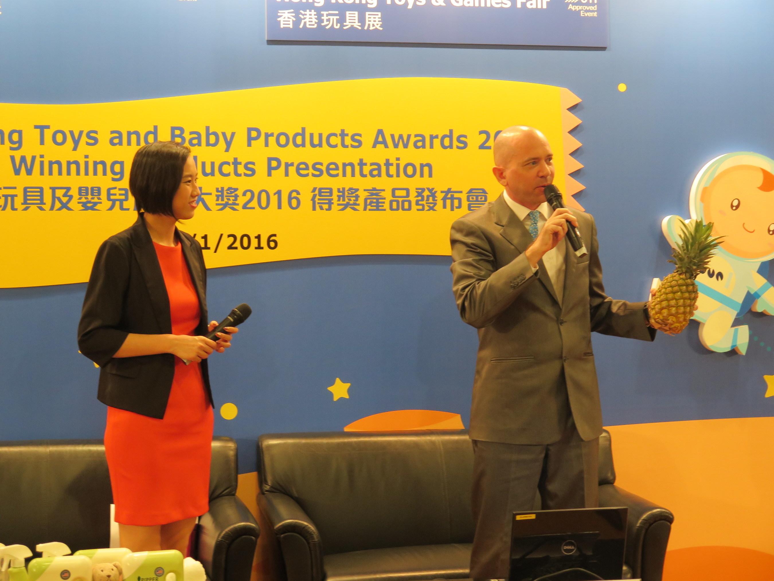 Peter Wainman Eco Award Hong Kong 2016