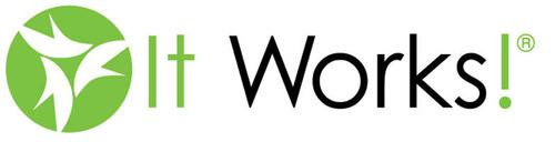 It Works! Global logo. (PRNewsFoto/It Works! Global) (PRNewsFoto/IT WORKS! GLOBAL)