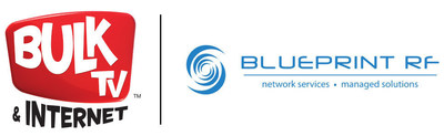Bulk TV has expanded its portfolio of offerings to include Blueprint RF's turn-key network systems.