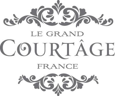 Le Grand Courtage Logo. (PRNewsFoto/Le Grand Courtage) (PRNewsFoto/LE GRAND COURTAGE)