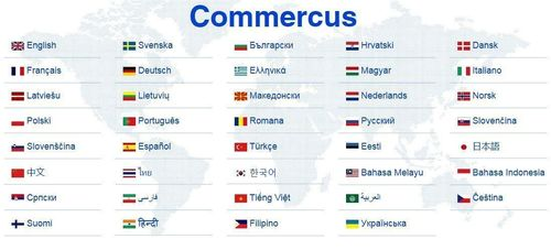 Commercus.com does it differently. Existing online advertisement portals are country based or based on a single  ...