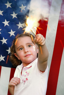 All fireworks are dangerous if not properly handled; however, sparklers cause the most injury and are particularly dangerous since many children handle them on their own.