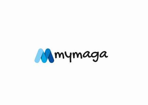 mymaga Logo (PRNewsFoto/JP - inspiring knowledge_mymaga)
