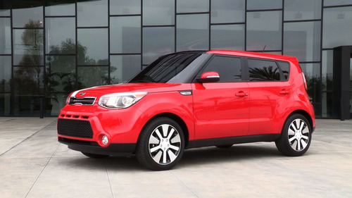 The 2014 Kia Soul is not only one of the most visually appealing vehicles in its class, but also one of the most practical. (PRNewsFoto/Bill Jacobs Automotive Group)