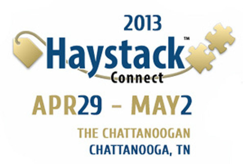 Haystack Connect 2013. Connecting Community and Technology