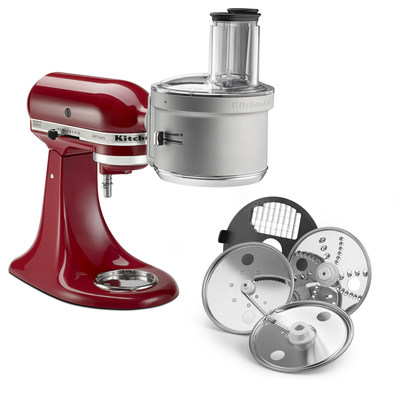 The KitchenAid Food Processor Attachment with Dicing Kit - $249.99 (PRNewsFoto/KitchenAid)
