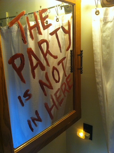 Will New Year's Eve Revelers Make Merry In Your Medicine Cabinet?