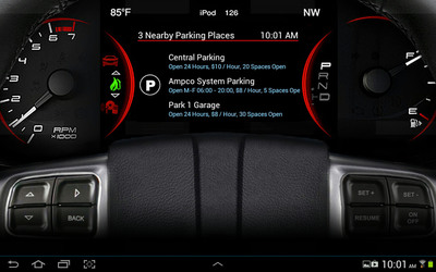 INRIX stellt den ersten Park-Navigationsdienst der Branche