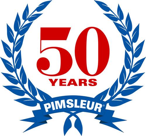 Pimsleur Language Programs Celebrates 50th Anniversary.  (PRNewsFoto/Pimsleur)