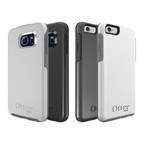 iPhone 6 metallic Symmetry Series options, available now on otterbox.com.