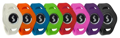 Sqord Activity Band and game app - available on Amazon - fuel group play in ways that build the physical, emotional and social health of kids.