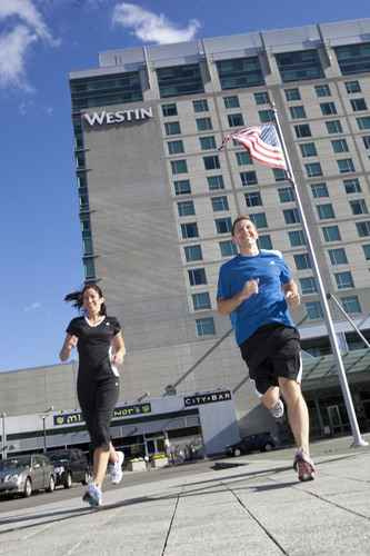 New Balance and Westin Hotels Join Forces to Help Travelers Stay Healthy and Fit on the Road