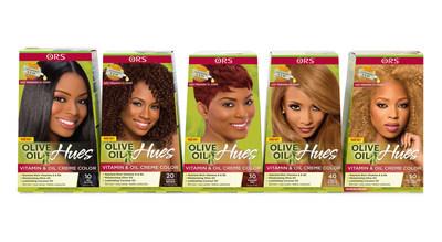 ORS(TM) Olive Oil Hues Vitamin & Oil Crème Color