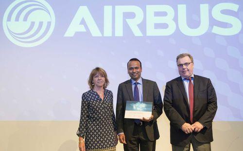 Airbus Group verleiht QuEST Global den Status eines strategischen Engineering-Lieferanten (E2S)